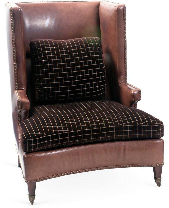Contemporary Wingchair