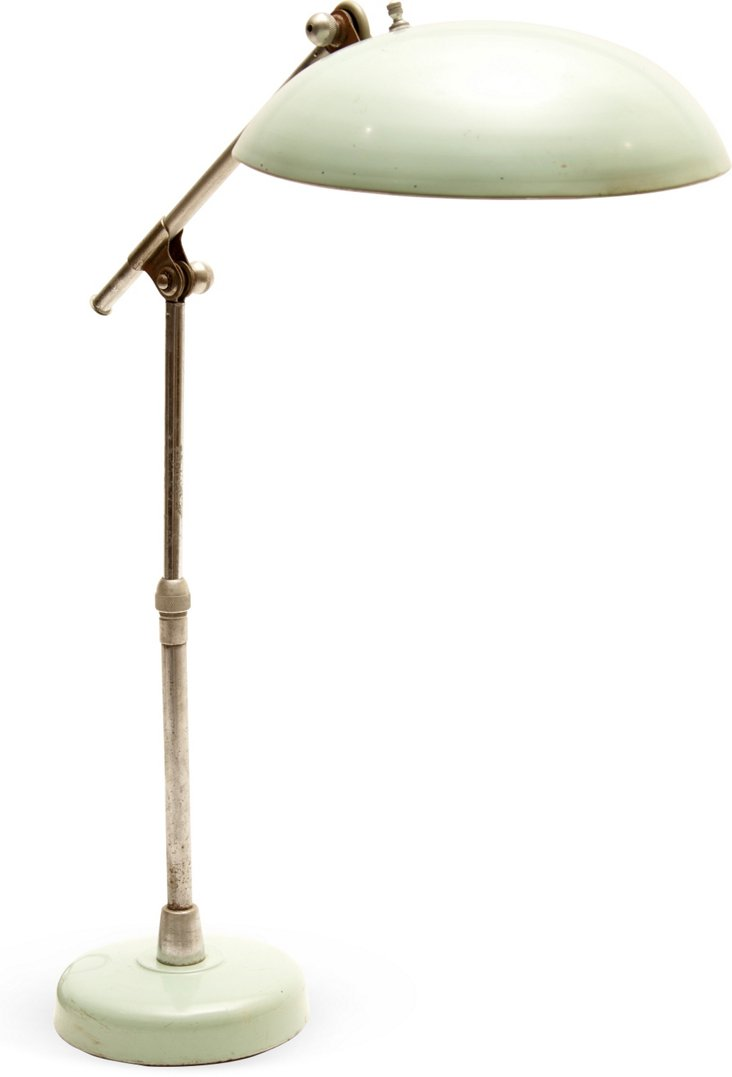 Midcentury Desk Lamp II