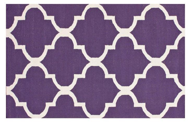 Finn Rug, Purple