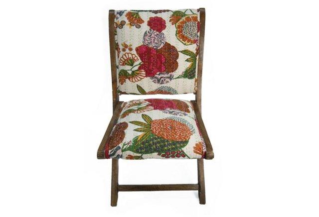 Floralina Folding Chair