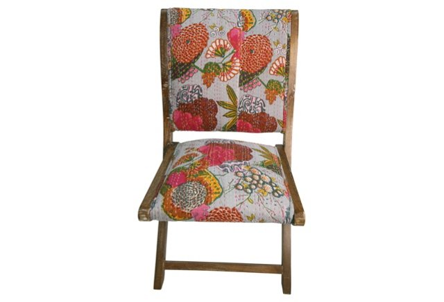 Udaipur Folding Chair