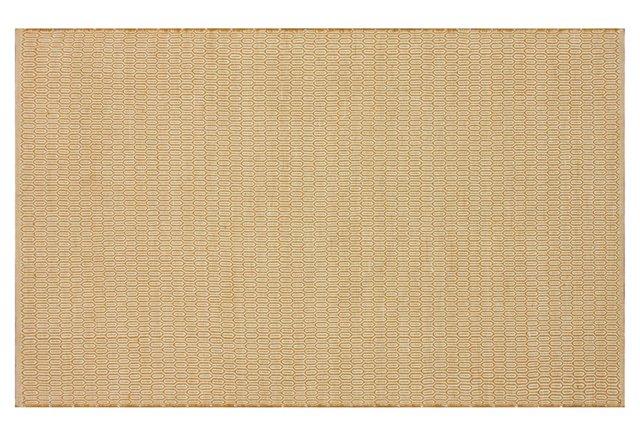 Art Rug, Wheat/Ivory