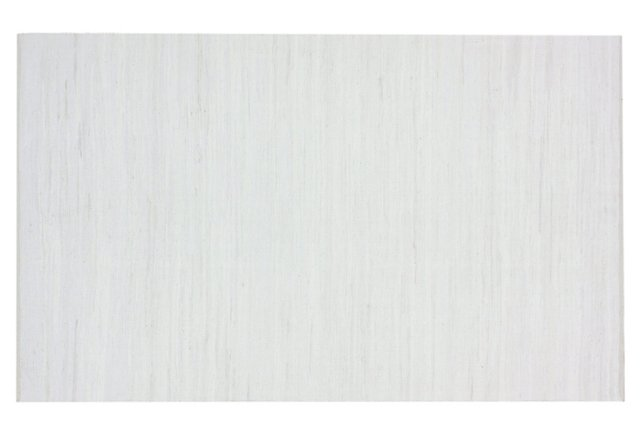 Ash Rug, White