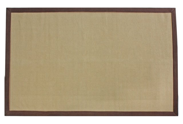 Cale Jute Rug, Brown