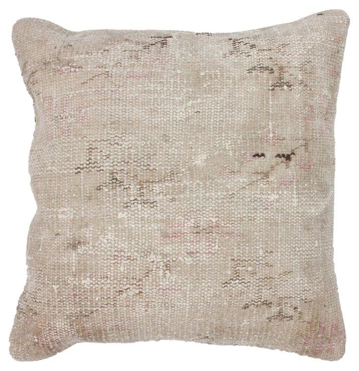 Persian 20x20 Pillow, Natural