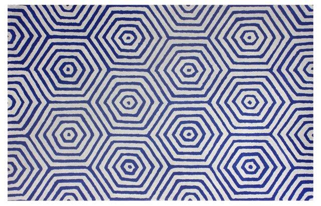 Dom Rug, Blue