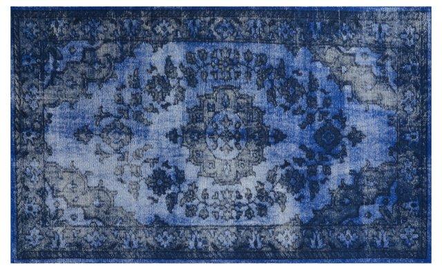 5'x8' Myles Rug, Blue