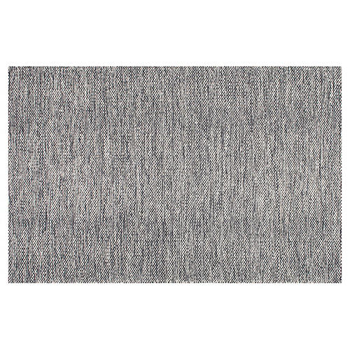 McKinley Cotton Rug, Gray