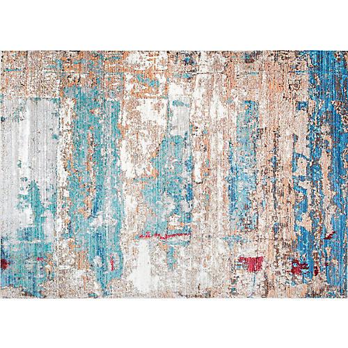 Antares Rug, Blue