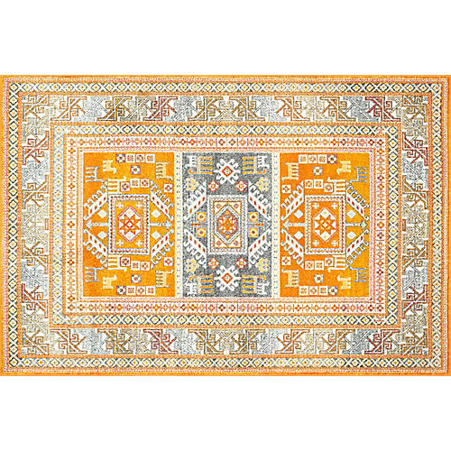 Astoria Rug, Yellow