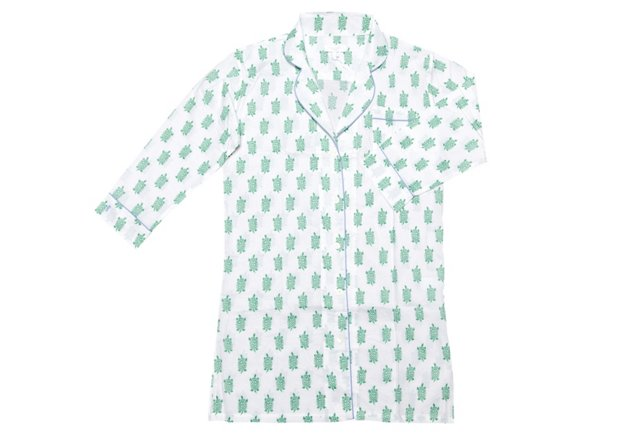 Turtle Lorient Nightshirt, Apple