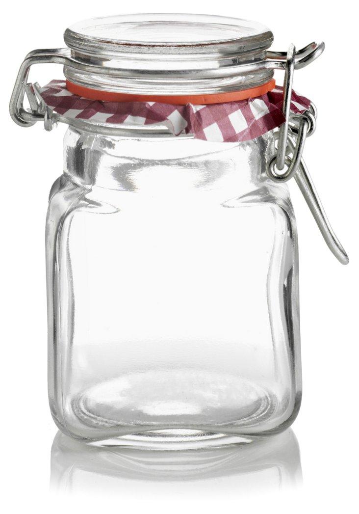 S/12 Spice Jars, 2 oz