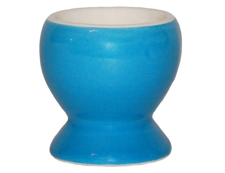S/12 Blue Egg Cups