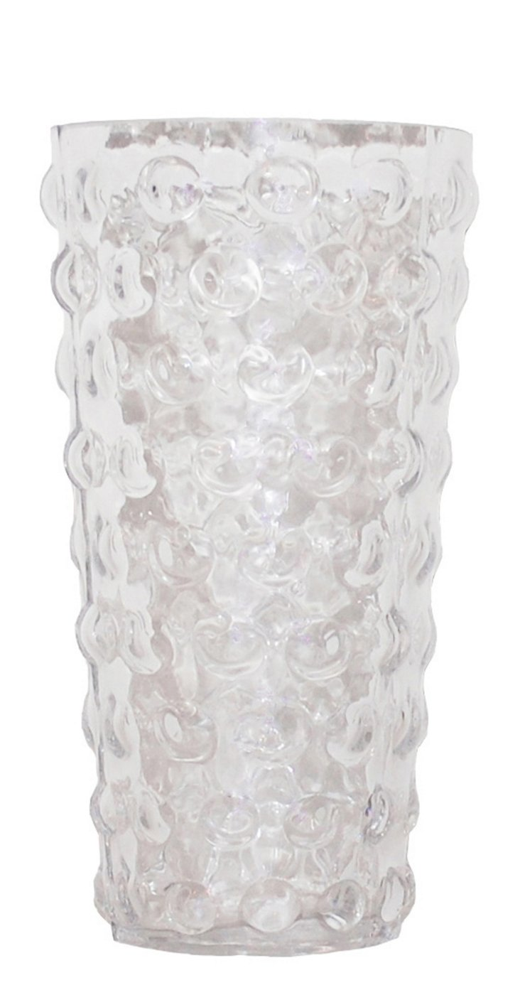 Napoule Tall Bubble Vase
