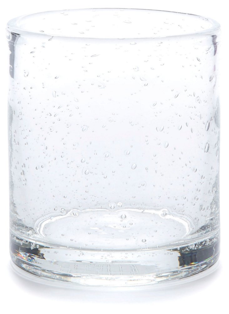 S/4 Rio Low Ball Tumbler, Clears