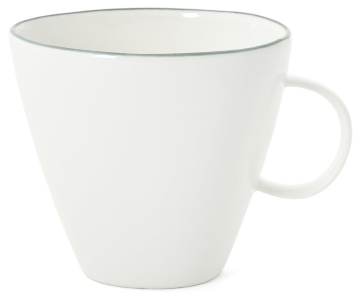 DNU S/4 Abbesses Cups, Gray Trim