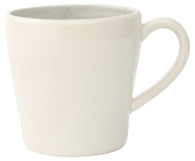 S/2 Seagate Mugs, Gray