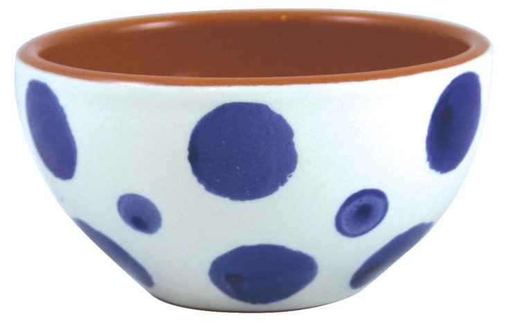 DNU S/4 Spongeware Nut Bowls