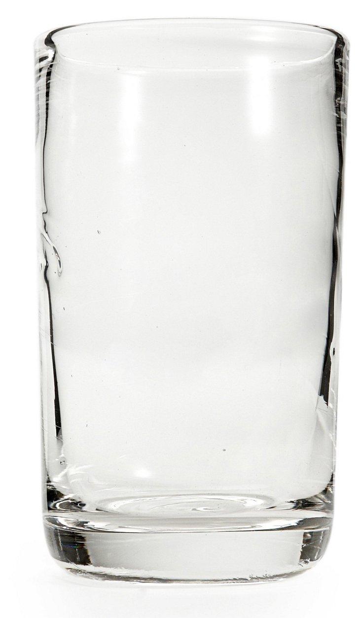 S/6 Highball Glasses, Clear