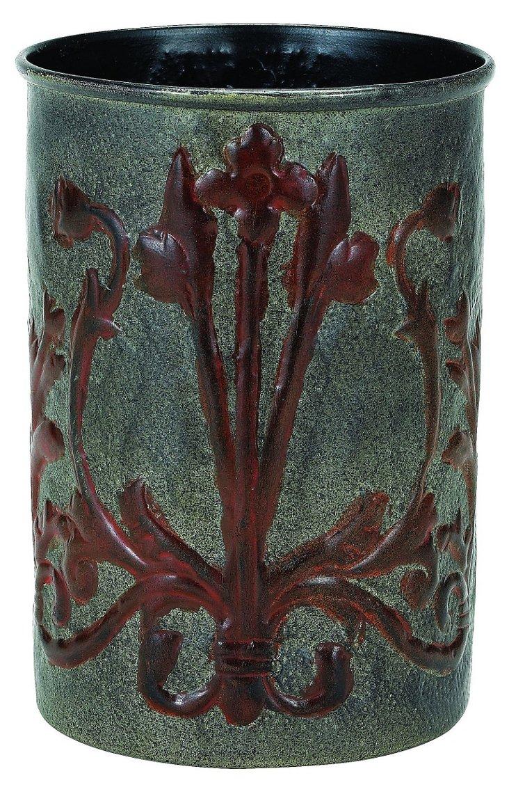 Art Nouveau Tool Caddy