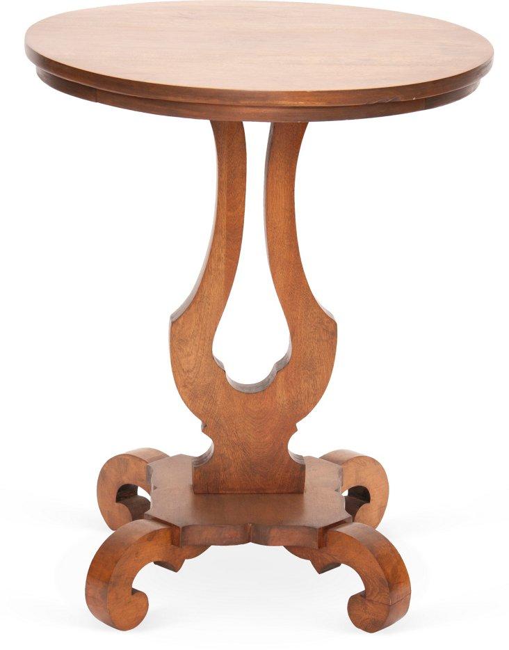 Early American Sofa Table