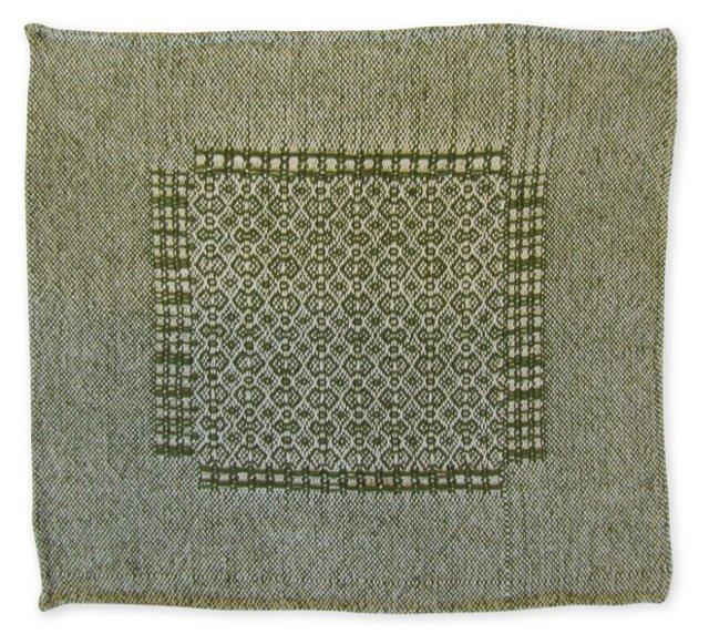 Everyday Cloth, Moss Green