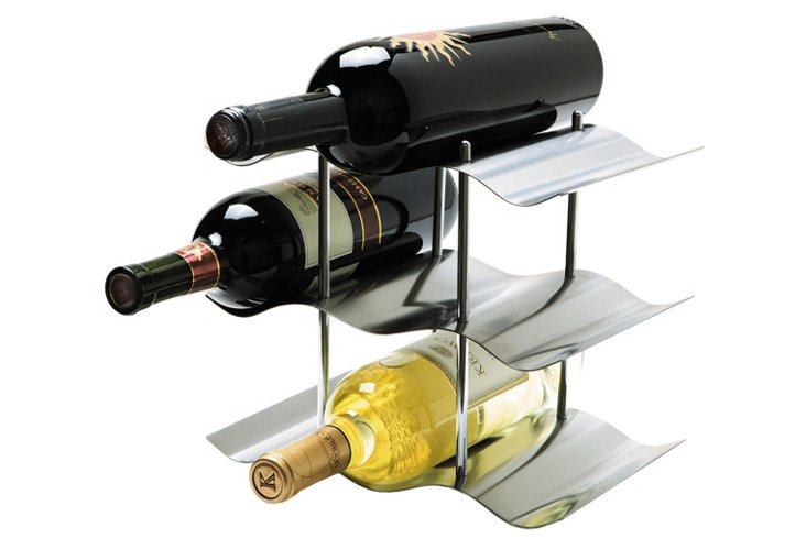 Stainless Steel Double Wine Cooler