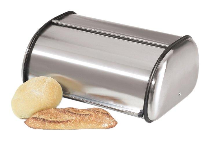 Roll-Top Bread Box