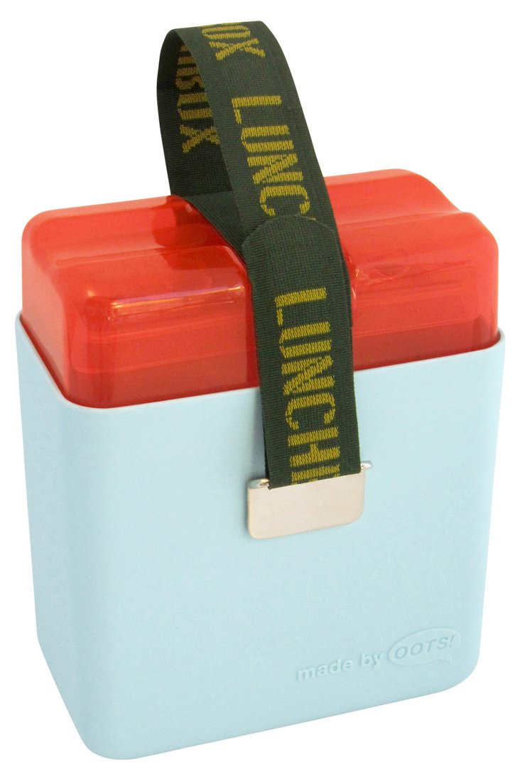 Lunchbox Deluxe, Blue