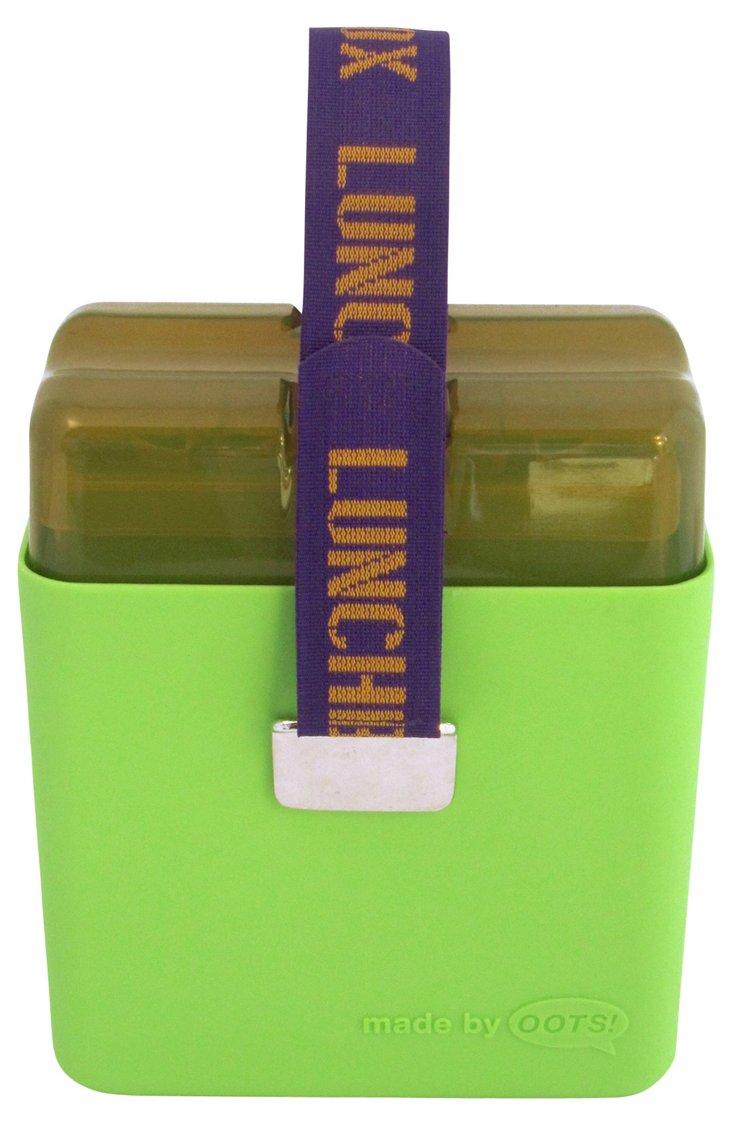 Lunchbox Deluxe, Green