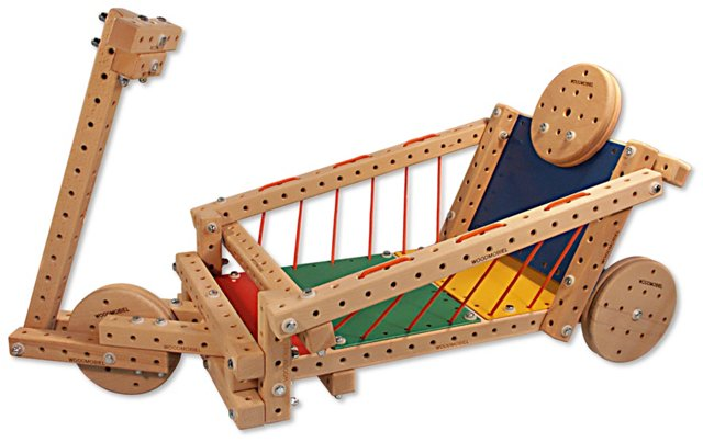 Woodmobiel Standard Kit