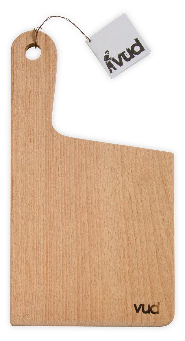 Beech Cutting Board, Medium