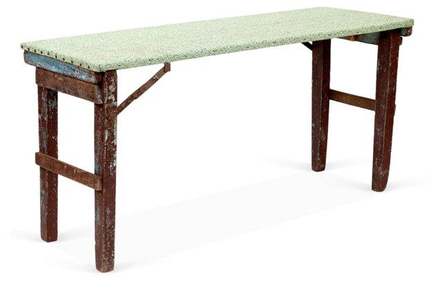 Wood Table II