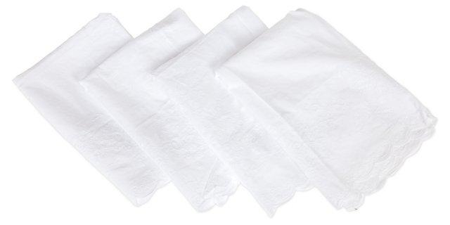White Linens, Set of 4