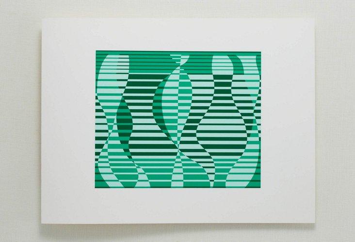 Josef Albers, Portfolio 1, Folder 2