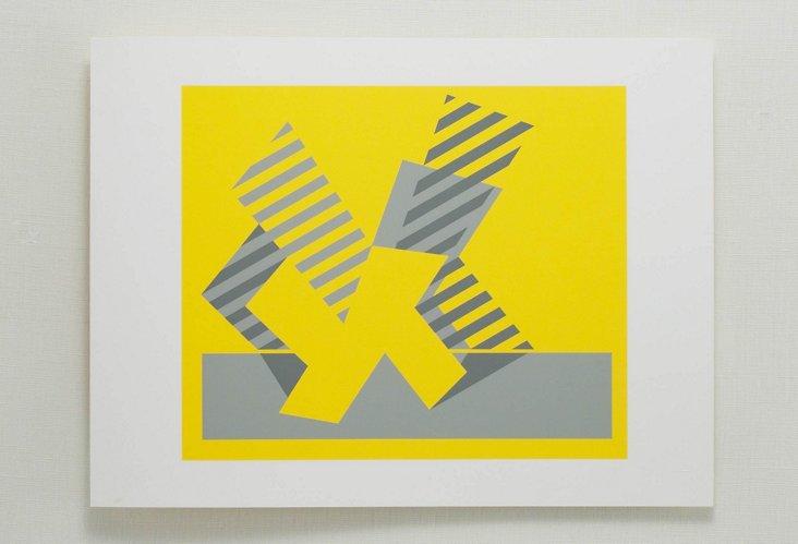 Josef Albers, Portfolio 1, Folder 4