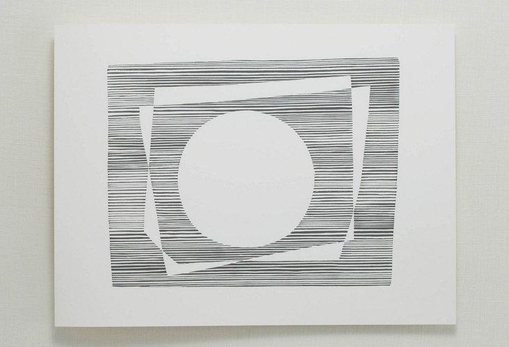Josef Albers, Portfolio 1, Folder 7, B