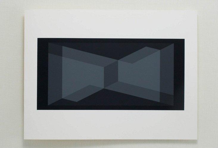 Josef Albers, Portfolio 1, Folder 9, B