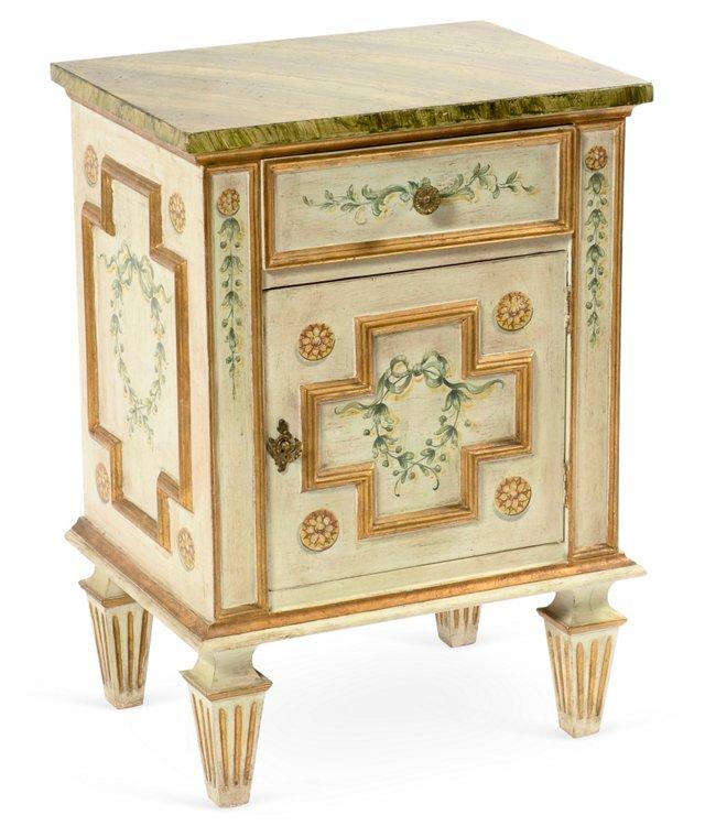 Painted Italian Cabinet
