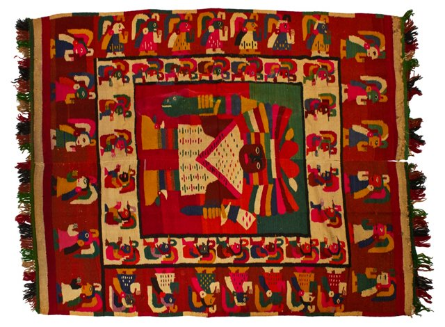 South American Chief Carpet