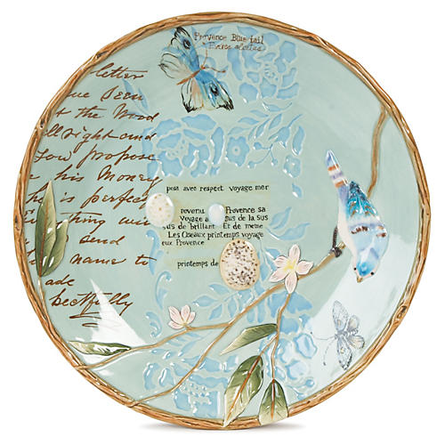 Toulouse Round Platter