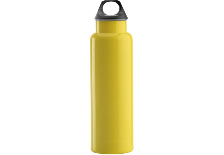 Classic Hydration Bottle, Large, Yellow