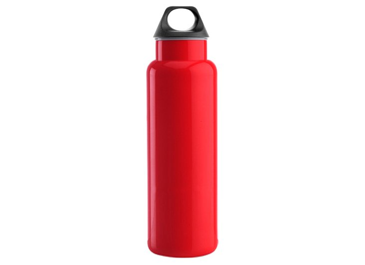 Classic Hydration Bottle, Large, Red
