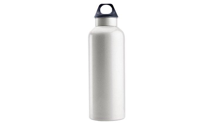 Classic Hydration Bottle, Grande, Silver