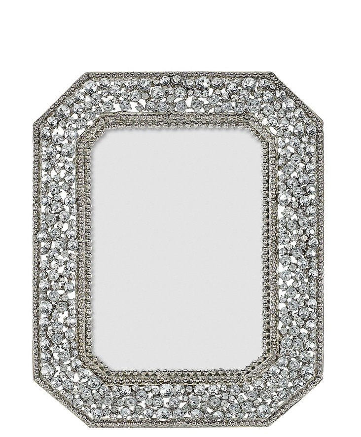 4x6 Crystal Luxe Frame