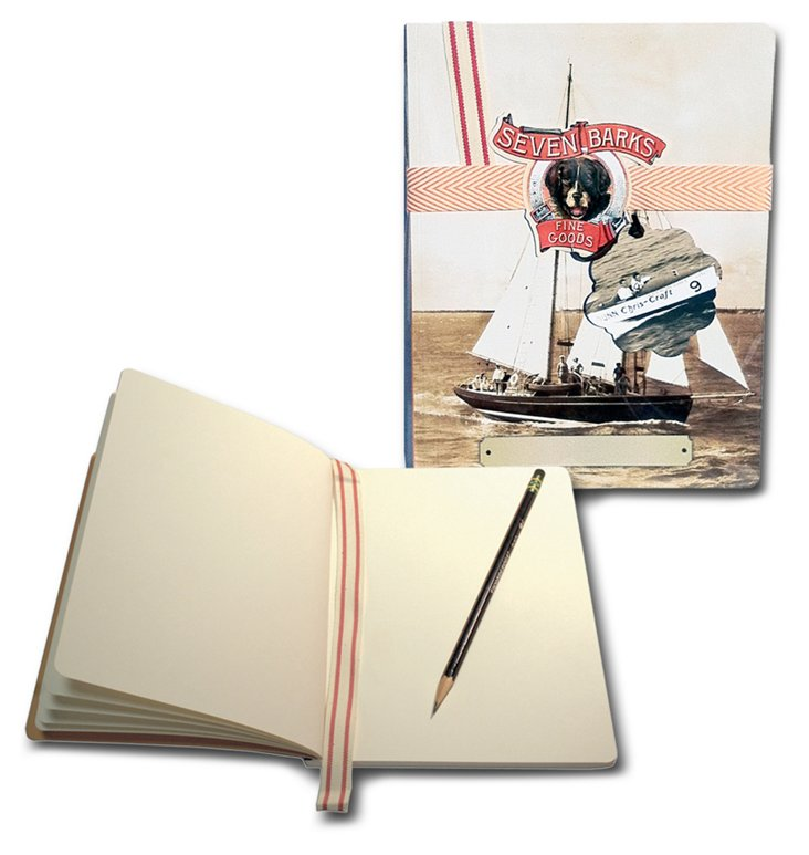 Paper Journal, Boating