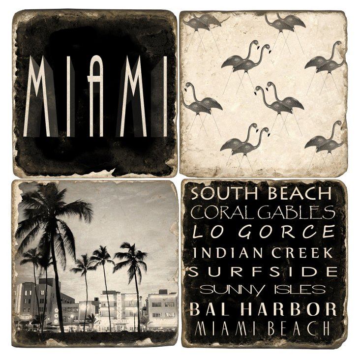Marble Coasters, Miami