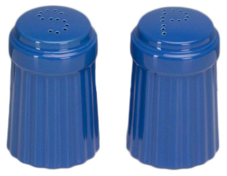 Salt & Pepper Set, Blue