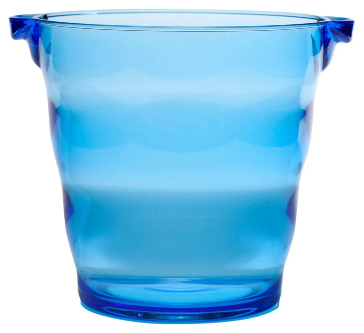 Plastic Chiller, Blue