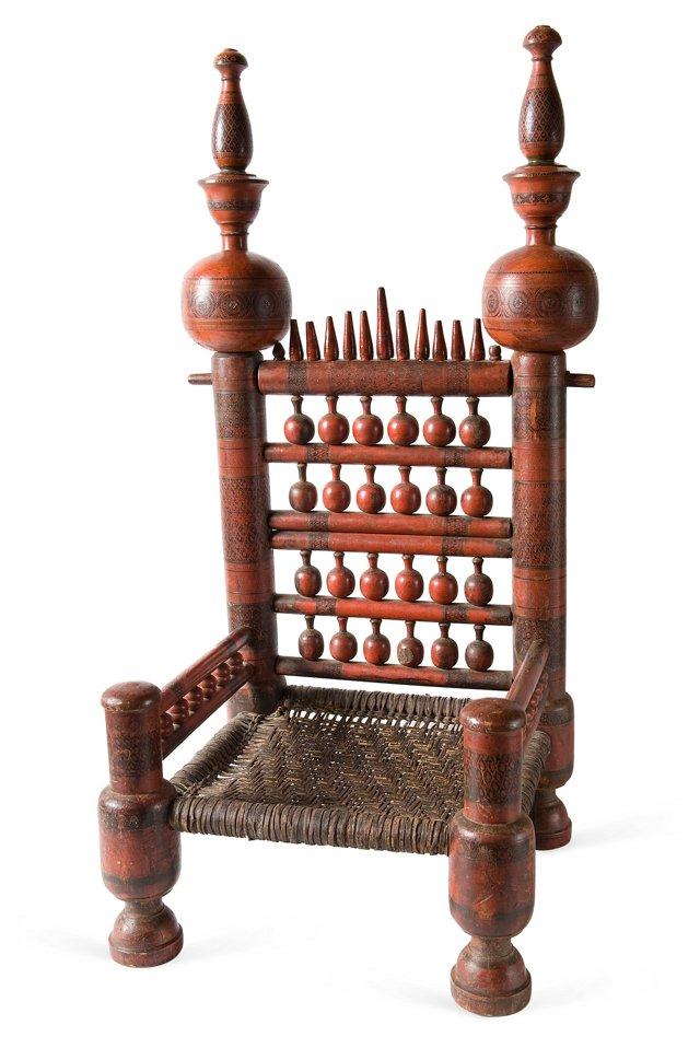Punjabi Chair